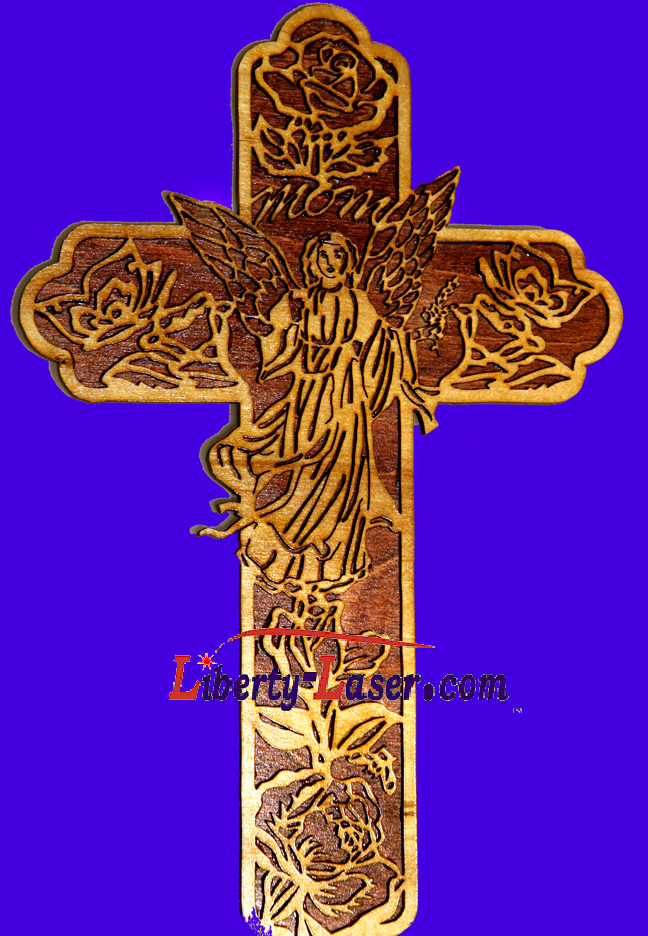 Mother Story Cross